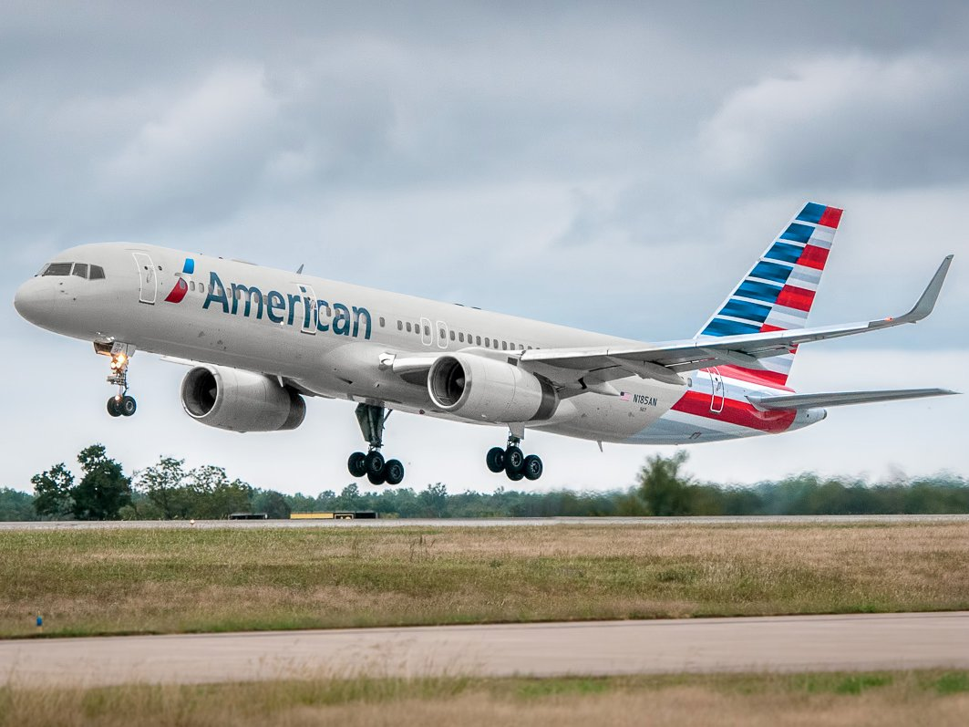 9. American Airlines